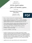 Jose Rivera v. M/t Fossarina, 840 F.2d 152, 1st Cir. (1988)