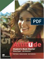 MacMillan Attitude Starter Student's Book - 146p