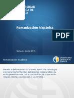 5.Romanización hispana