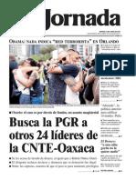 La Jornada (Mexico) [Mar., 14 j - Calibre