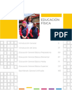 Curriculo Educacion Fisica 2016