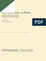HR-Recruiting Human Resource