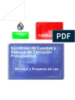 Proyecto de Rendición de Cuentas 2016