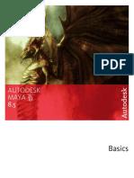 Autodesk Maya Basics
