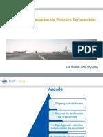 Tecnicas de Evaluacion Estudios Aeronauticos Seguridad Operacional