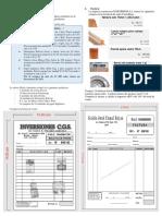 Guía Math Facturas Boletos Porcentaje