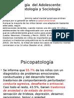 PSI. Adolescente II