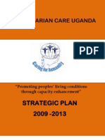 Strategic Plan 2009-13 Humanitarian Care Uganda