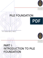 12. Pile Foundation - Single Pile.ppt