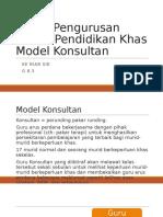 Model Konsultan
