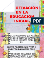 LA MOTIVACIÓN EN LA EDUCACIÓN INICIAL.pptx