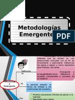 Metodología Emergente