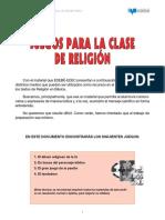 Juegos Para Clase Religion