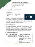 Sap Analisis Vektor (1)