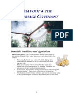 The Feast of Shavuot & the Mariage Covenant