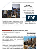 Articulo Arquitectura y Diseño
