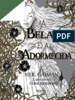 A Bela e a Adormecida - Neil Gaiman