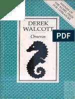 Dereck Walcott, Omeros