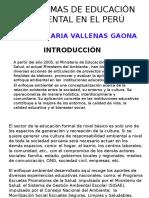 Educacion Ambiental II