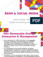 Slides re social media to newcastle uni m sc renewable energy, enterprise & management class 2010