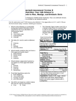 Assessment 2B Questions