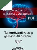 Motivación Para El Aprendizaje y Neurociencia