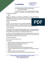 11 Resumen Ley de Costos y Precios Justos