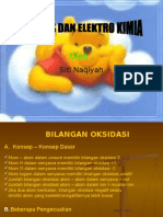 Redoks Dan Elektro Kimia