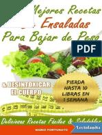 50 mejores recetas de ensaladas para bajar de peso - Mario Fortunato.pdf