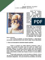 Aivanhov, Omraam Mikhael - Ce Este Un Maestru Spiritual