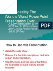 Worst Presentation Ever Stand Alone