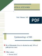 Mitral Stenosis