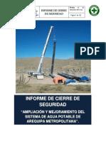 166470910 Informe Final de Cierre de Seguridad Imecon Arequipa