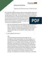 2016-04 Bundesstiftung Aufarbeitung zum BStU - Meckel Eppelmann Kaminsky