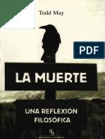 La Muerte-una Reflexión Filosofica-May
