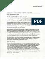 2016-04-27 Marianne Birthler zur Zukunft des BStU
