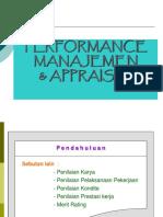 9.Performance Manajemen Appraisal