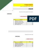 Funciones de Texto Sesion de Excel