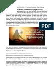 Importance and Benefits of Mahamrityunjaya Mantra Jaap