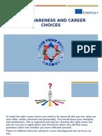 self-awareness and career choices