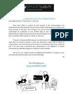 Crédit Lyonnais (@LCL) Condamnation @Annee_lombarde Cour d Appel Paris 7 Avril 2016 RS2