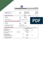 HF Calculator (UMI)