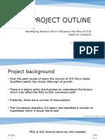 project outline presentation 10th december 2015