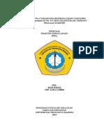 Aplikasi Pola Tambak Udang Untuk Mengatur Kontinyuitas Produksi Di Ud
