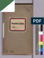 Obrazová příloha kroniky obce Želčany 1927 - 1976