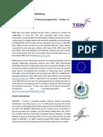 TEIN Network Training Workshop