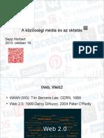 Socialmedia n Education