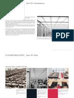 Evoluzione del colore negli uffici. Parte 1