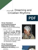 Biopsychology Report on SLEEP