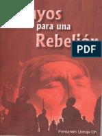 Ensayos Para Una Rebelion Kolla de Fernando Untoja